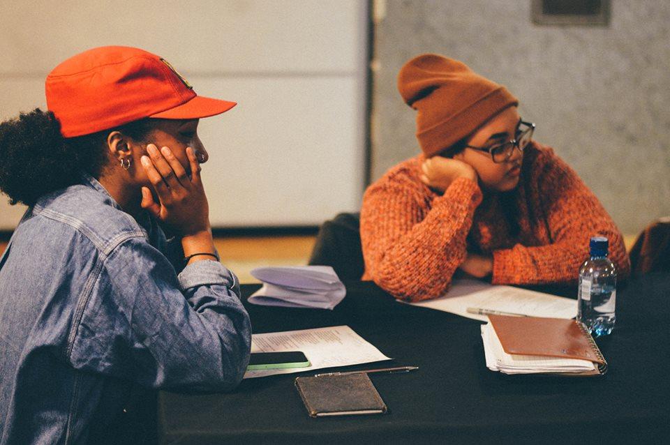Octavia: Poetry Workshops for Women of Colour